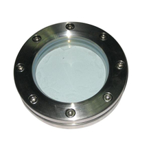 TSF Flange Type Sight Glass