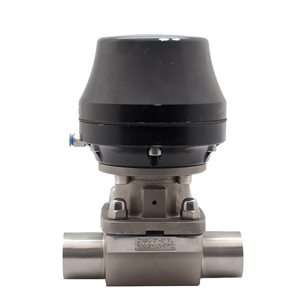 VDF Forged Pneumatic Diaphragm Valve